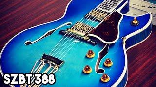 Hip Hop Blues Backing Track in Dm | #SZBT 388