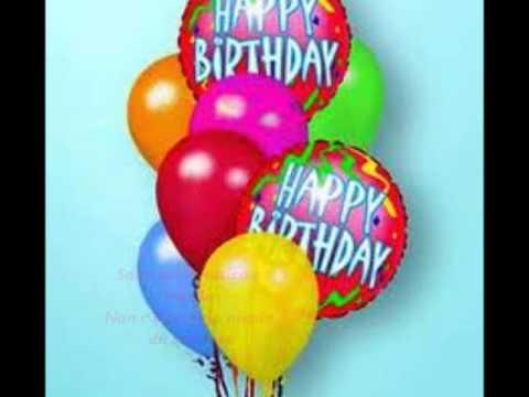 Per La Mia Amica Taniabuon Compleanno Youtube