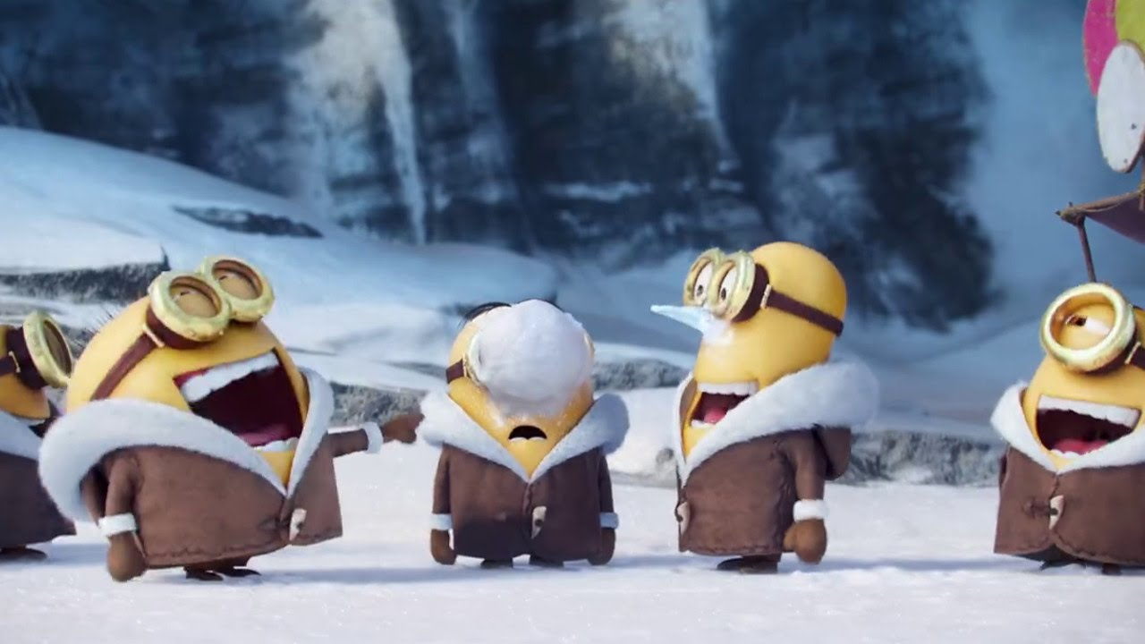 Minions Tv Spot 4 2015 Despicable Me Spinoff Youtube