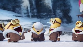 MINIONS - TV Spot #4 (2015) Despicable Me Spinoff