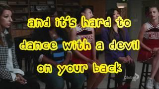 Glee Shake it out lyrics