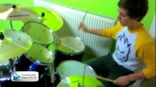 Die Toten Hosen - Tage Wie Diese // Drum Cover