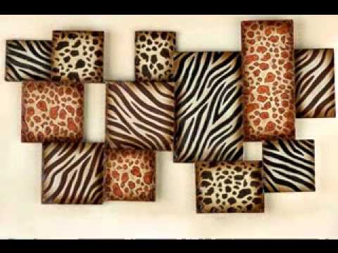 Creative Animal Print Bedroom Decorating Ideas Youtube