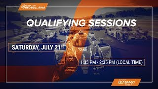 LIVE - 4 Hours of the Red Bull Ring 2018 - Qualifying Sessions thumbnail