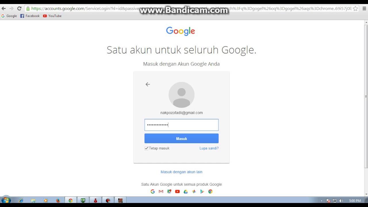 Cara Reset Password Pb Garena Yang Hilang Youtube
