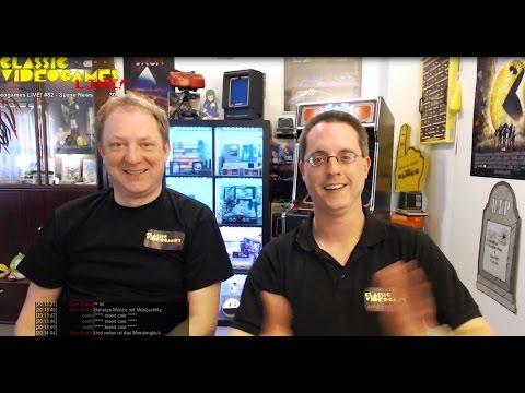 Classic-Videogames LIVE! #82