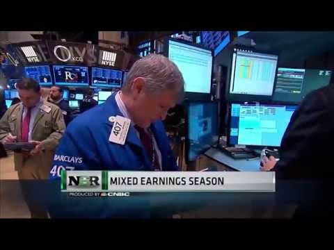 Nightly Business Report: Mixed earnings season