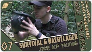 Yggdrasil 008 - Ãœberleben im Wald - Nachtlager