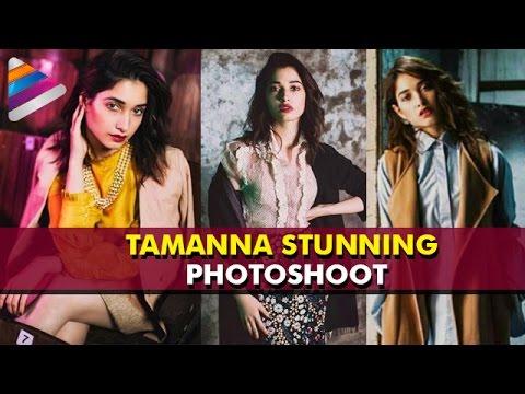 Tamanna Latest Stunning Photoshoot | Tamanna Bhatia Latest Pics | Photos | Telugu Filmnagar