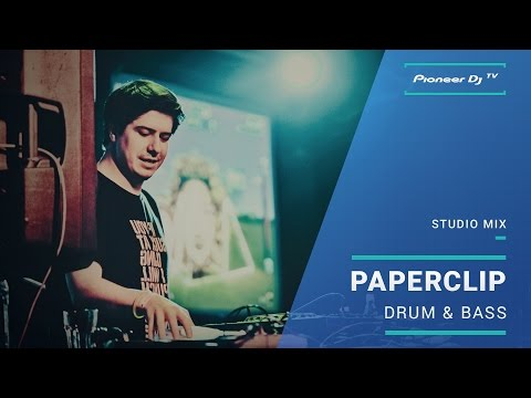 Paperclip /Drum & Bass/ @ Pioneer DJ TV   Moscow