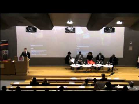 2015 LSE Africa Summit - Business Conference