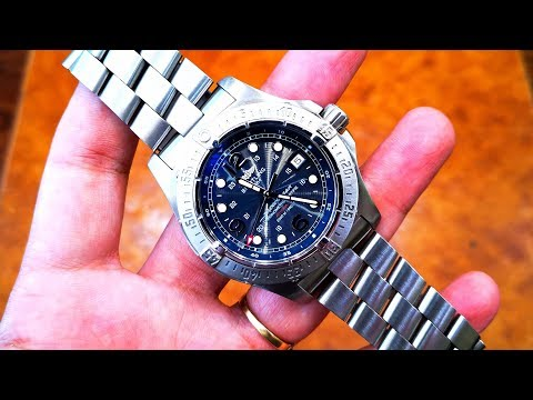 [Review Đồng Hồ] Breitling Super Ocean Steelfish Blue A17390 | ICS Authentic