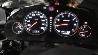 Гасим лампу Airbag SRS (подушки) часть 1