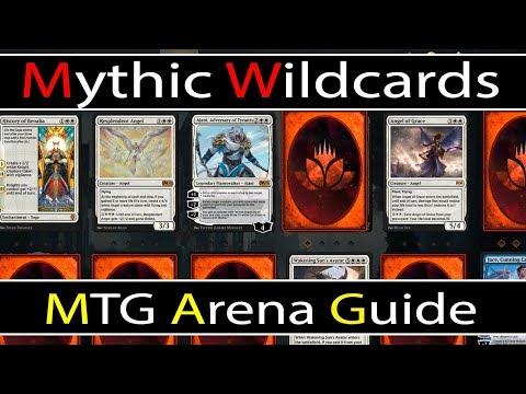 Download Mtg Arena Wildcard Chances Vault Progress Upgrade