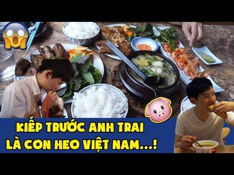 Kiếp trước Anh trai là CON HEO Việt Nam...!!!🇻🇳🐷