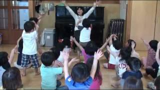 Repeat youtube video 3歳児 手遊び 小さな畑 大きな畑