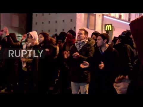 France: Riots in Paris continue as protests decry police rape and abuse of black man