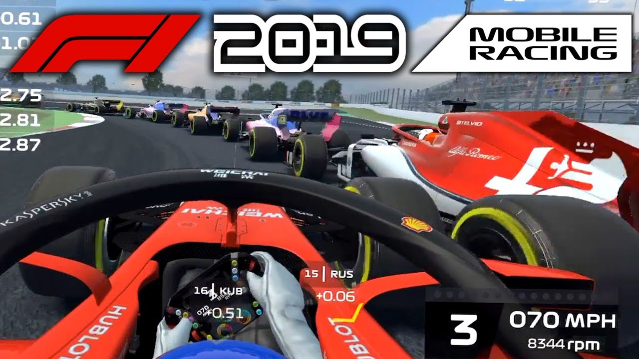 Last to ? Challenge at Spain! - F1 2019 Game Update for F1 Mobile Racing!