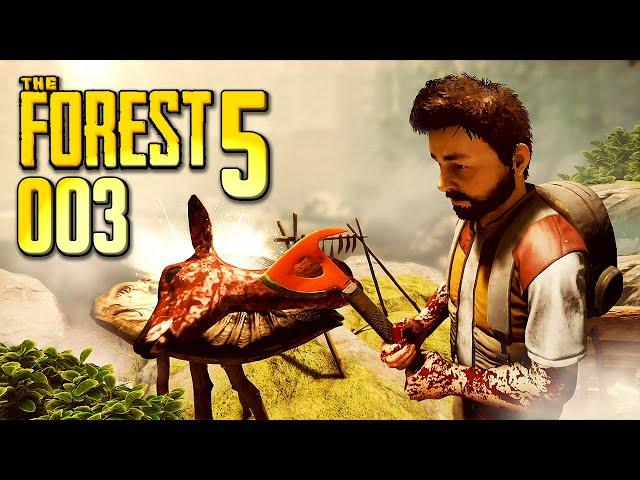 BESCHEIDEN: (Er macht den) Bodenständig!! 🌿 THE FOREST [S05E03]