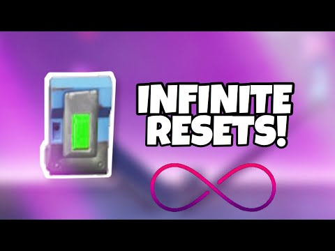How To Make A UNLIMITED 1v1 Build Reset Button-EASY Tutorial-Fortnite Creative / Chapter 2