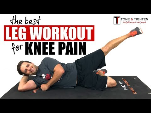 Leg Workout With Knee Pain