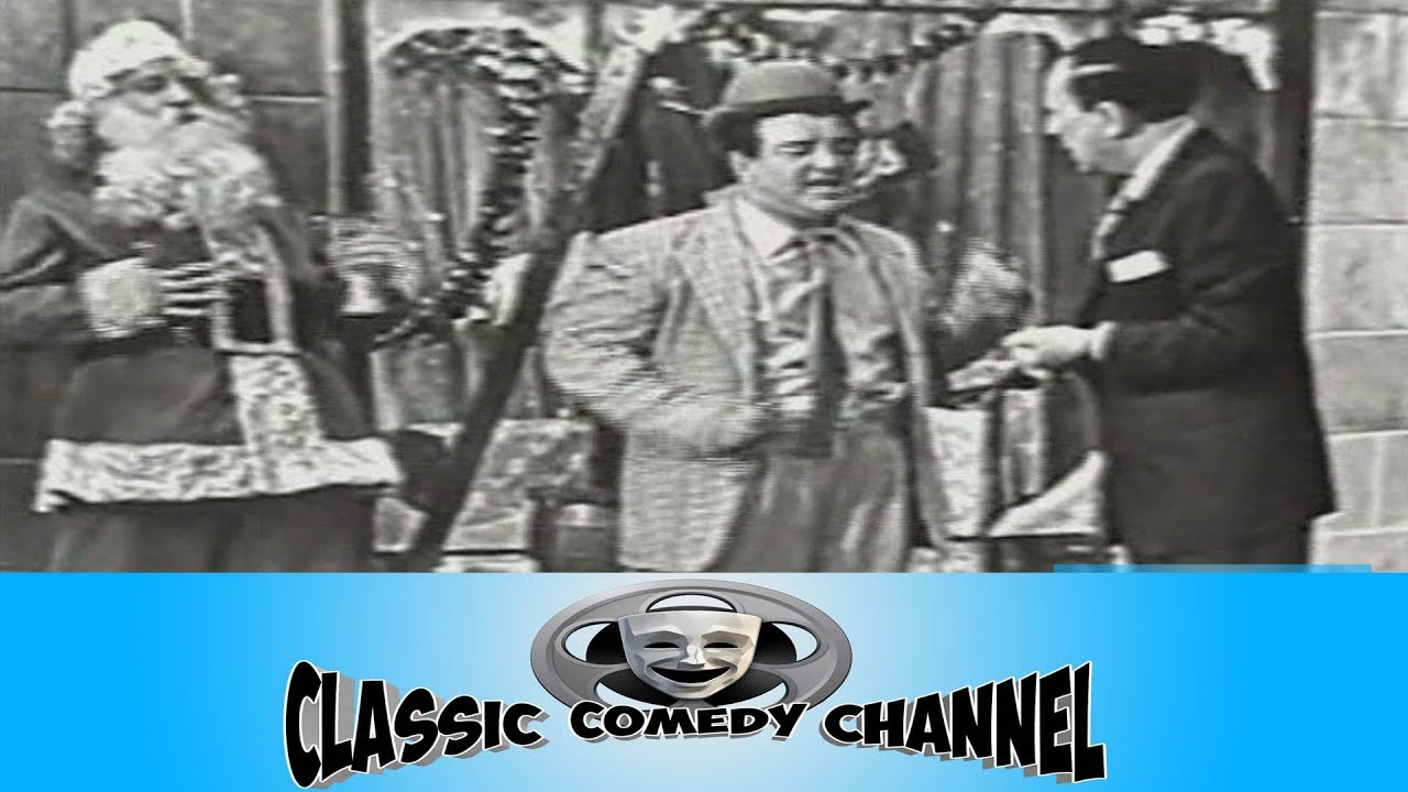 Christmas Classic Comedy Compilation: Abbott & Costello, Beverly HillBillies, Red Skelton &