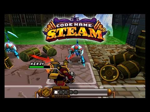 Citra Emulator (CPU JIT) - Code Name: S.T.E.A.M. [1080p / 60 FPS] - Nintendo 3DS - 동영상