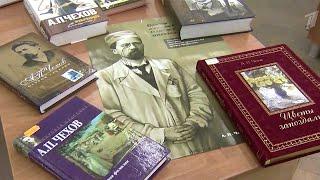 В Таганроге отмечают 160 лет со дня рождения великого русского драматурга Антона Чехова.