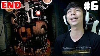 - Akhir Yang Tragis Freddy Fazbear s Pizzeria Simulator Indonesia 6 END