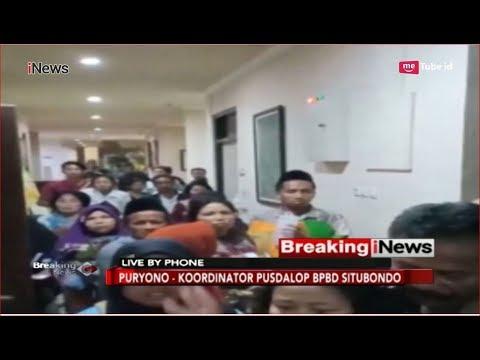 Keterangan BPBD Situbondo Terkait Gempa 6,4 SR Di Jatim - Breaking INews 11/10