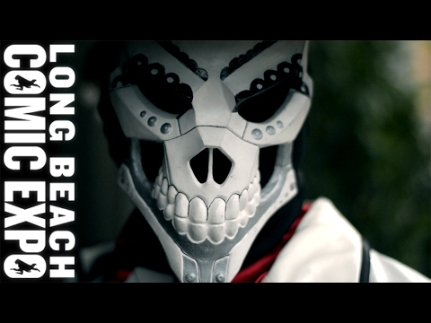 LONG BEACH COMIC EXPO 2017: COSPLAY MUSIC VIDEO