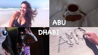 PERCHÉ SONO AD ABU DHABI? || Iris Ferrari