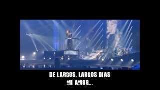 Mylene Farmer- Bleu noir (azul obscuro) Sub. Español