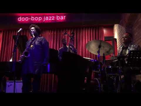 Kamasi Washington, Ronald Bruner Jr. and Joshua Crumbly @ Doo-Bop jazz Bar