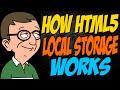 How HTML5 Local Storage Works
