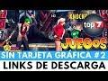 TOP 7 JUEGOS DE AVENTURA Y MUNDO ABIERTO #2 - YouTube