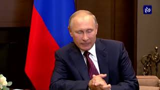 لقاء يجمع بوتين ونتنياهو للتباحث في الملف السوري والإيراني - (23-8-2017)