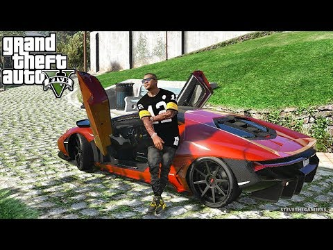 GTA 5 MOD#190 LET GO TO WORK !! (GTA 5 REAL LIFE MOD)
