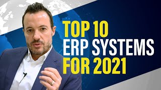 Top ERP Systems for 2020-2021 | Best ERP Software | Independent Ranking of Top ERP Vendors screenshot 5