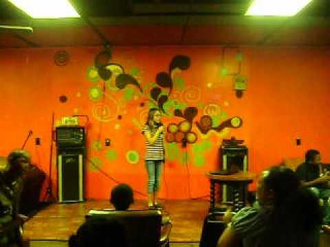 Cornor and Autunm Kidz karaoke 06202012 012