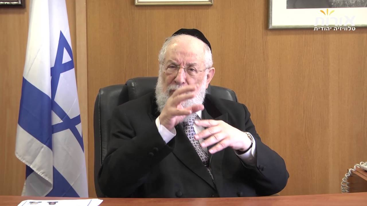 The Political dispute ended in disaster - Rabbi Lau on Parashat Korach