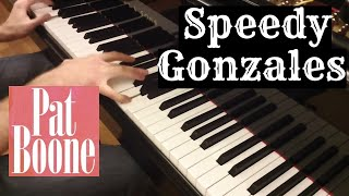 Pat Boone - Speedy Gonzales   Piano cover by Evgeny Alexeev   David Hess