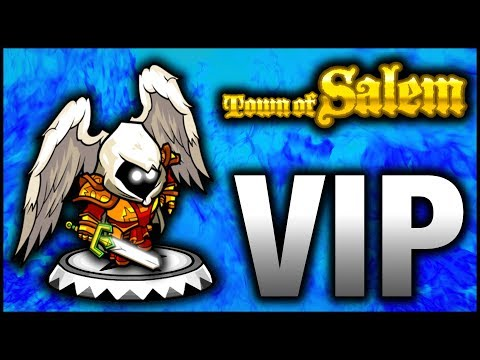 Town of Salem: COVEN - Protect The Cat - Guardian Angel Gameplay (VIP)