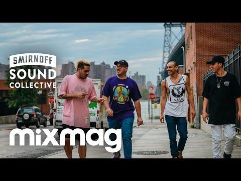NAAFI club music set in The Lab NYC