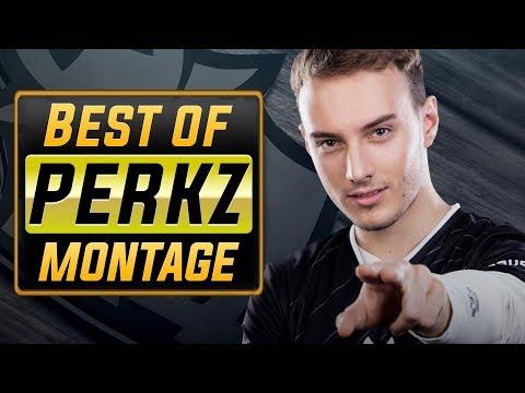 Perkz 'EU Mid Legend' Montage | Best of Perkz