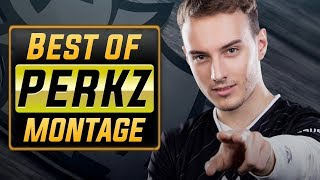 "Perkz ""EU Mid Legend"" Montage 