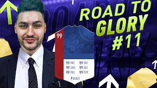 THE BEST CHEAP CARD IN FIFA 18 ULTIMATE TEAM !!! ROAD TO GLORY #11