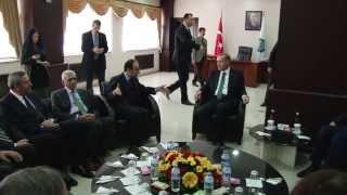 Başbakan Erdoğan - Baydemir görüşmesi [16.11.2013]