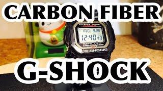 CASIO GShock Carbon Fiber MULTIBAND 6 GWS56001JF