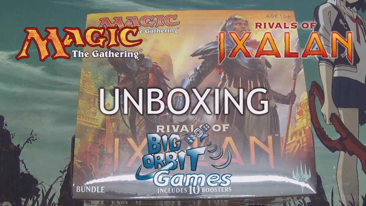 Rivals of Ixalan Bundle MTG RIVALS OF IXALAN